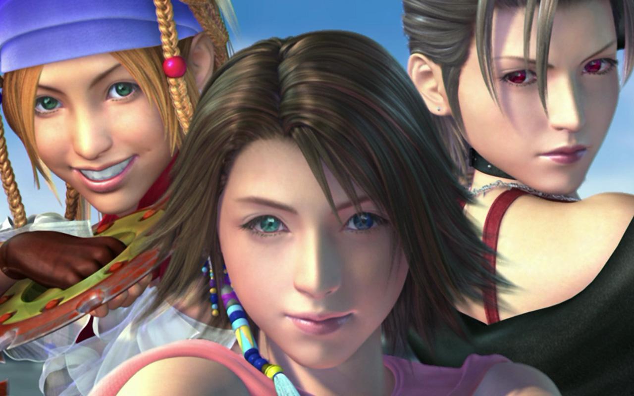 Free Final Fantasy X-2 Wallpaper in 1280x800