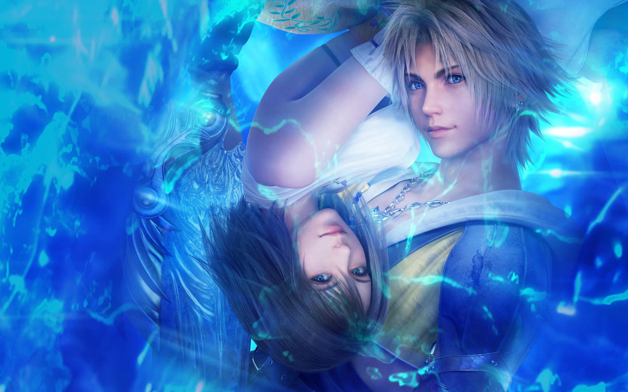 Free Final Fantasy X-2 Wallpaper in 1280x800