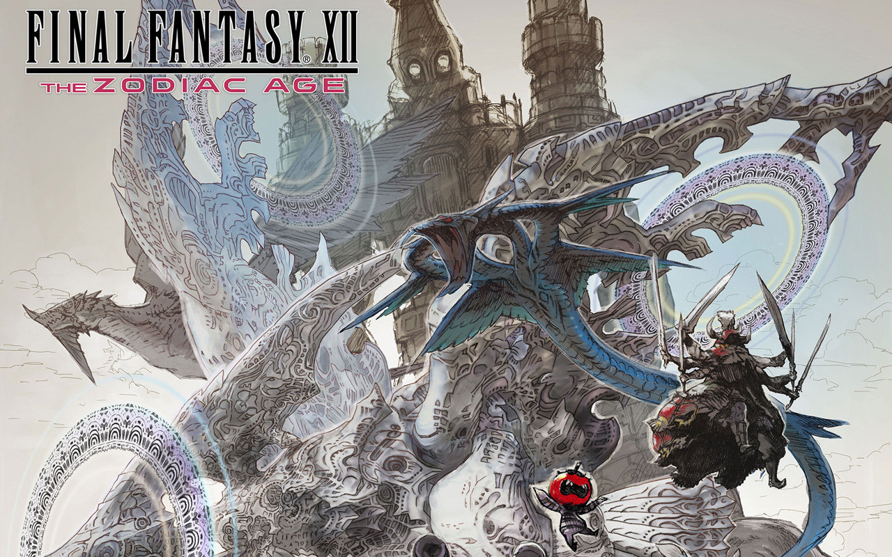 Free Final Fantasy XII Wallpaper in 1280x800