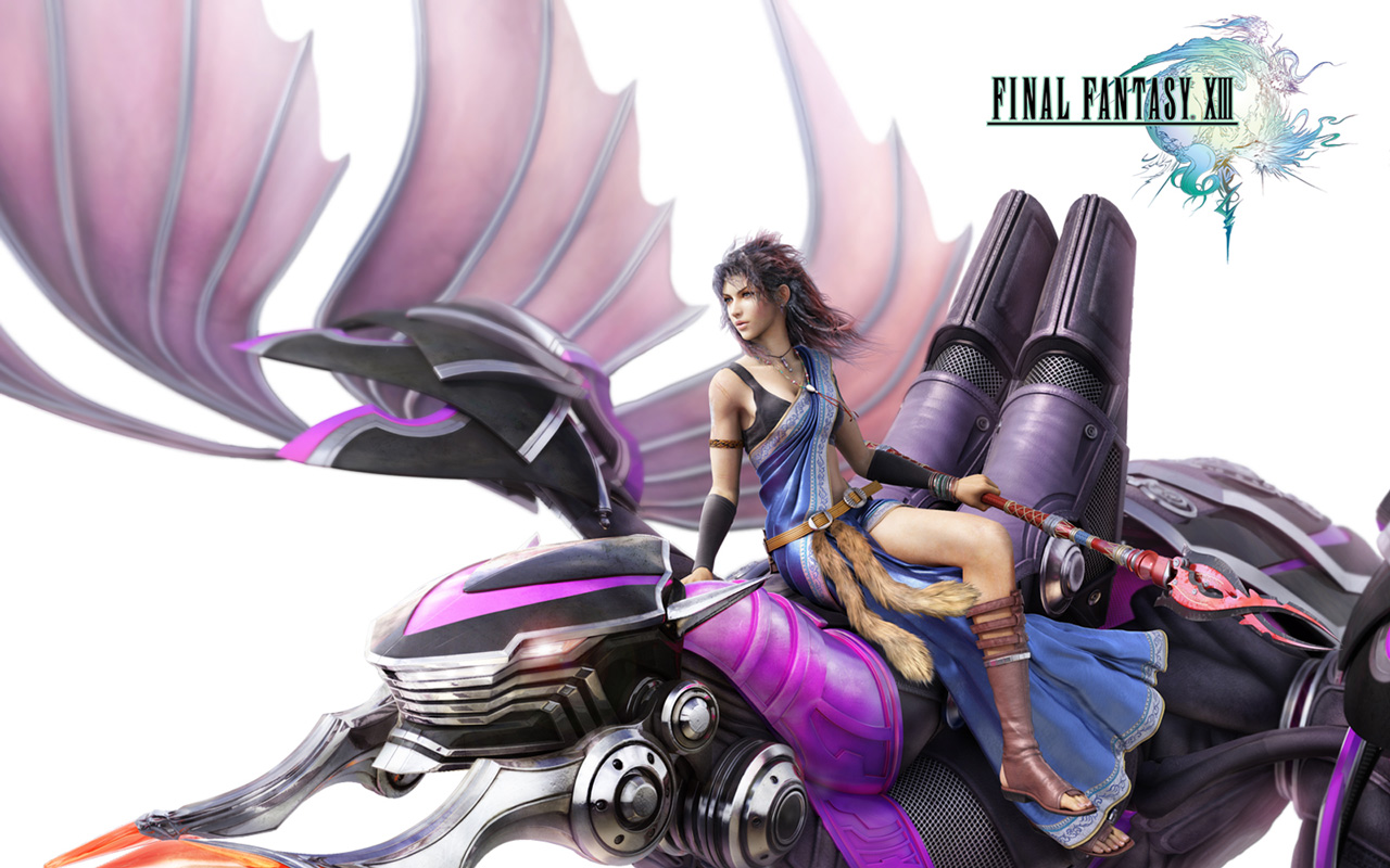 Free Final Fantasy XIII Wallpaper in 1280x800