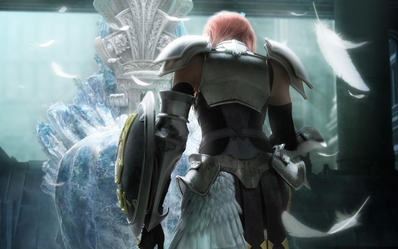 Free Final Fantasy XIII Wallpaper in 1280x800