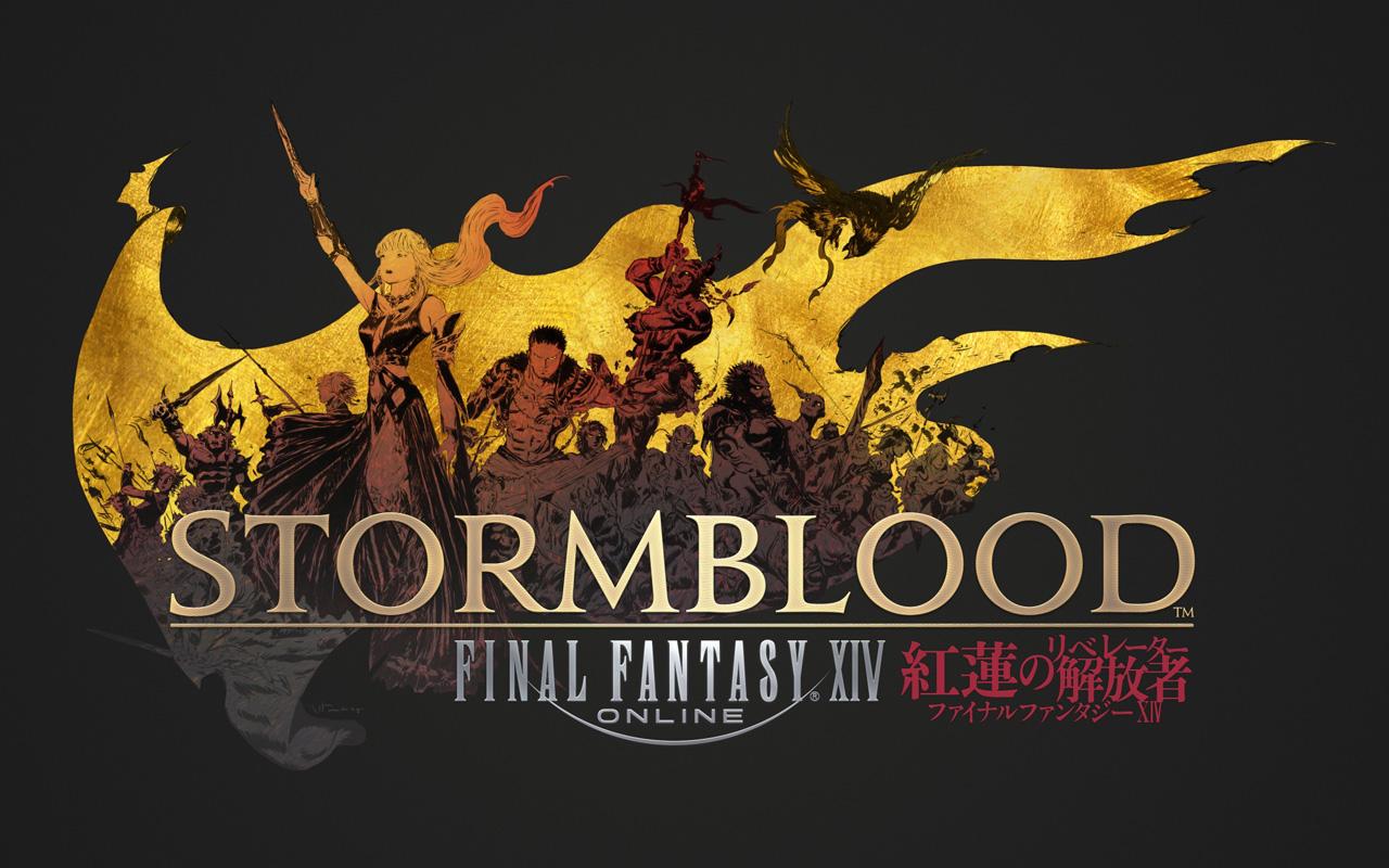 Free Final Fantasy XIV Wallpaper in 1280x800