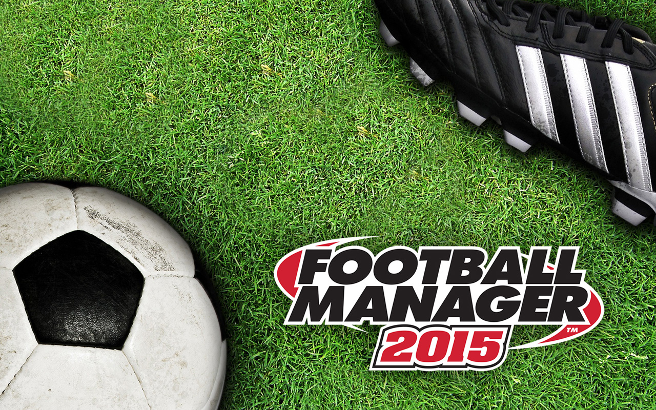 Free Football Manager 2015 Wallpaper in 1280x800