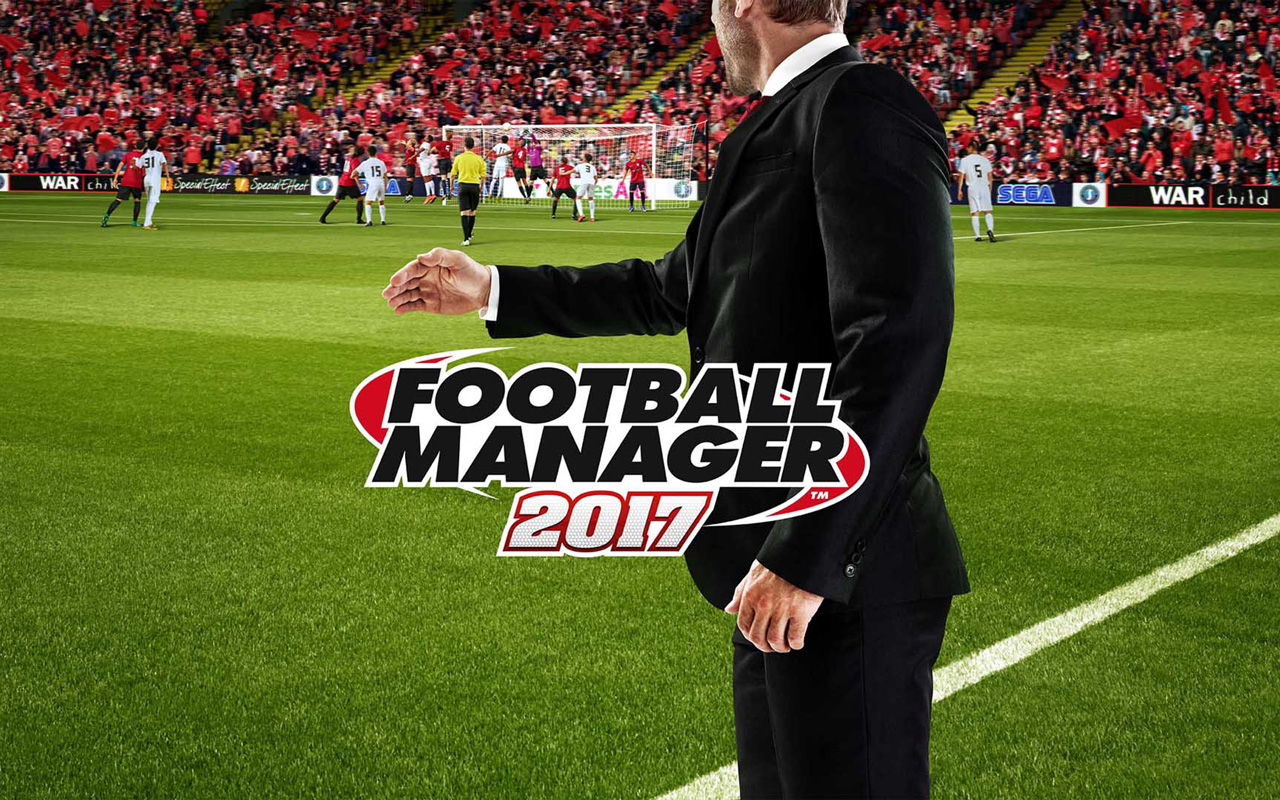 Free Football Manager 2017 Wallpaper in 1280x800