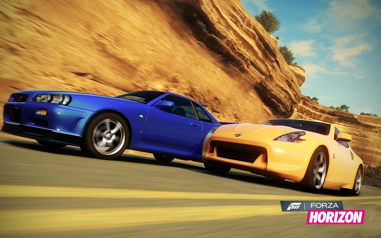 Free Forza Horizon Wallpaper in 1280x800