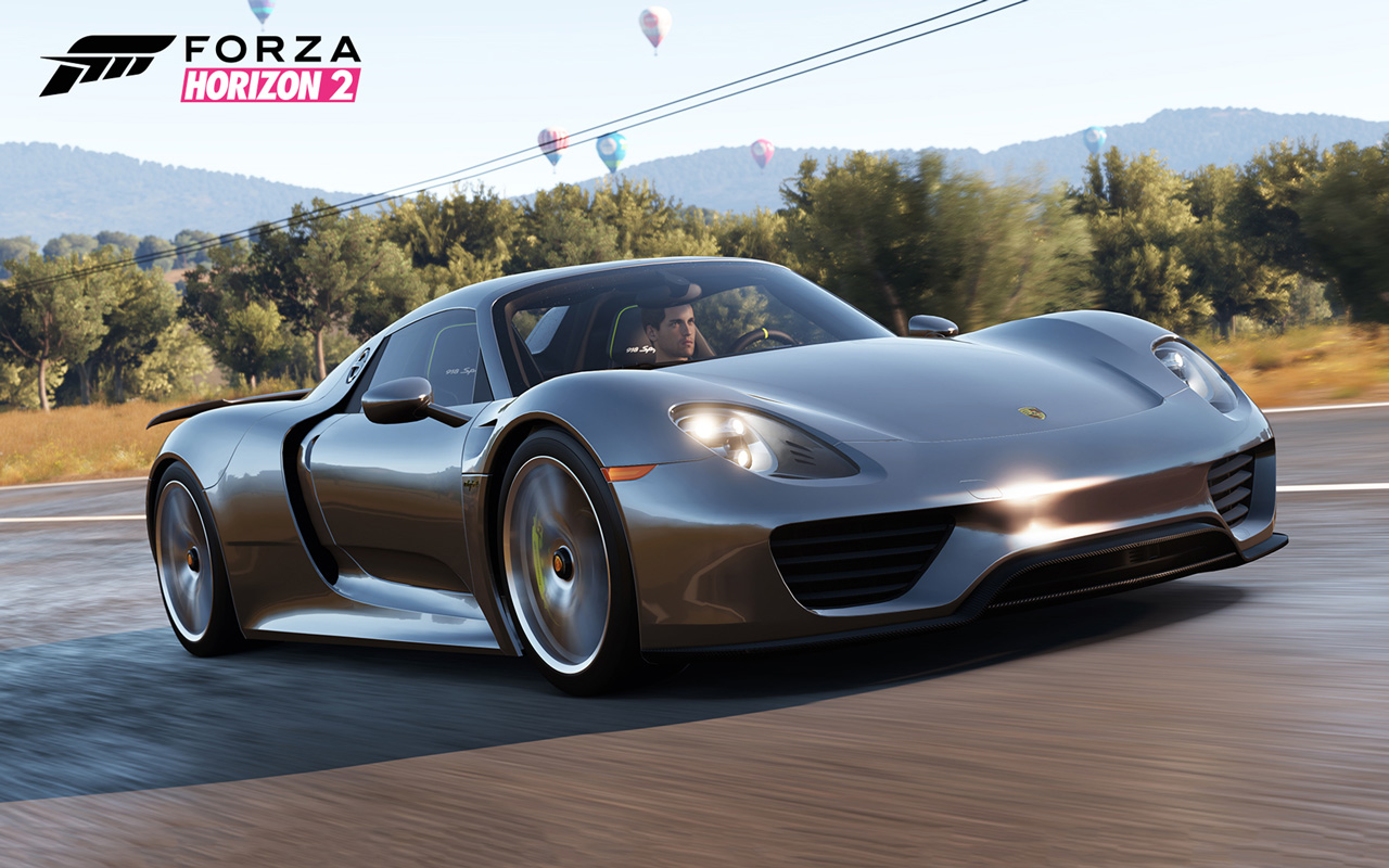 Free Forza Horizon 2 Wallpaper in 1280x800