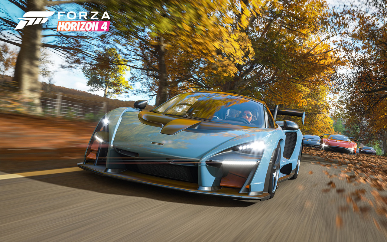Free Forza Horizon 4 Wallpaper in 1280x800