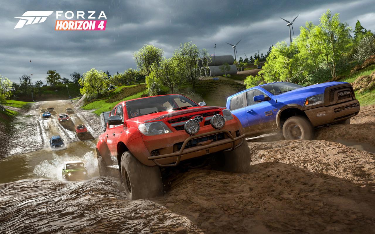 Free Forza Horizon 4 Wallpaper in 1280x800