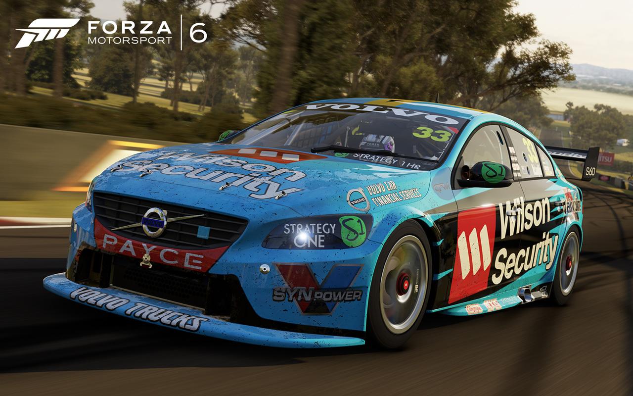 Forza Motorsport 6 Wallpaper in 1280x800