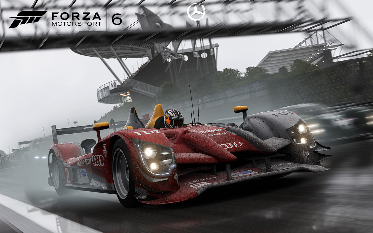 Free Forza Motorsport 6 Wallpaper in 1280x800