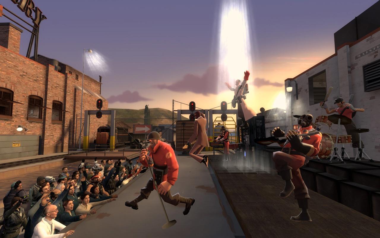 Free Half-Life 2 - Garry's Mod Wallpaper in 1280x800