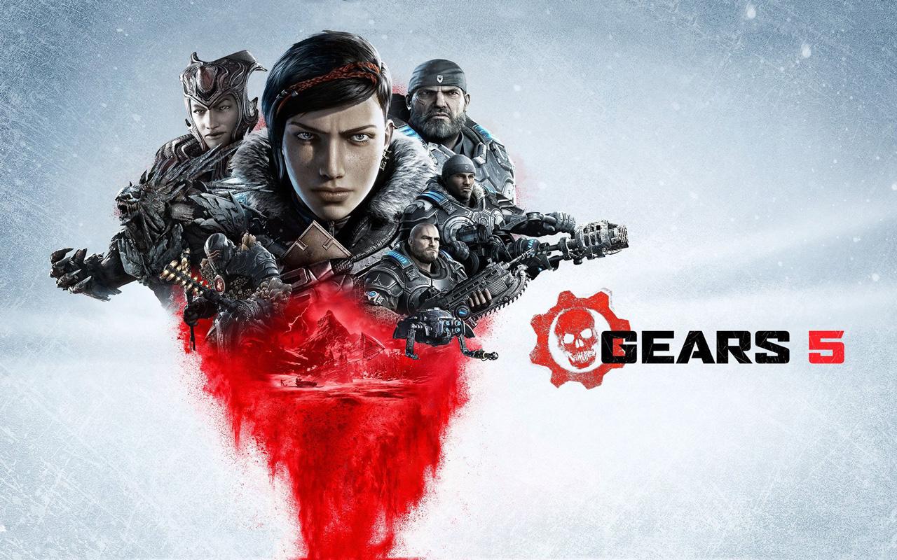 Free Gears 5 Wallpaper in 1280x800