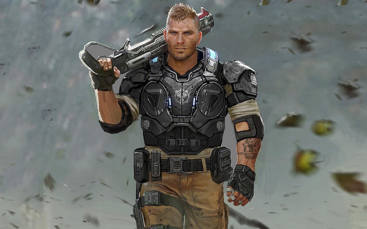 Free Gears of War 4 Wallpaper in 1280x800