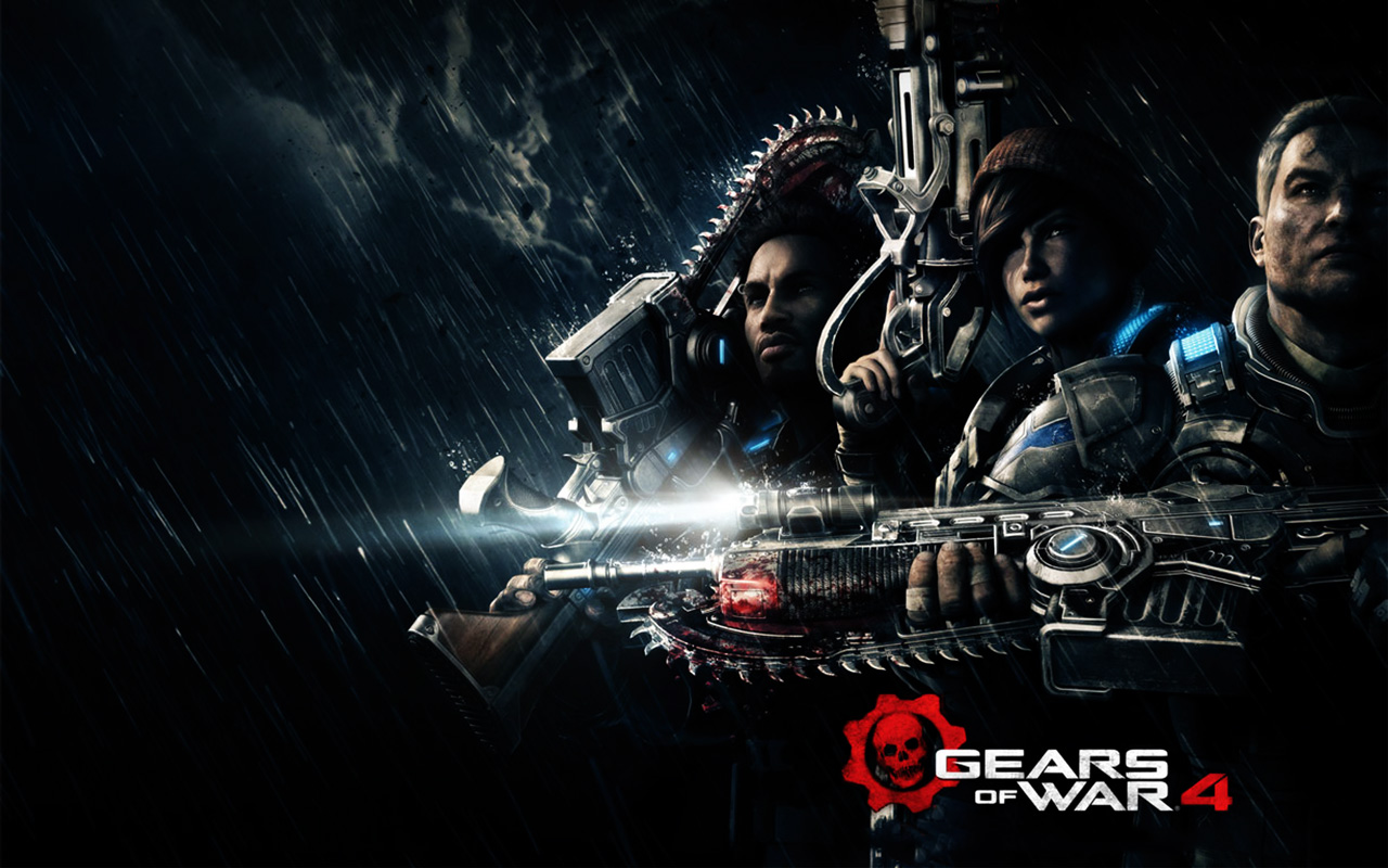 Gears of War 4 Wallpaper in 1280x800