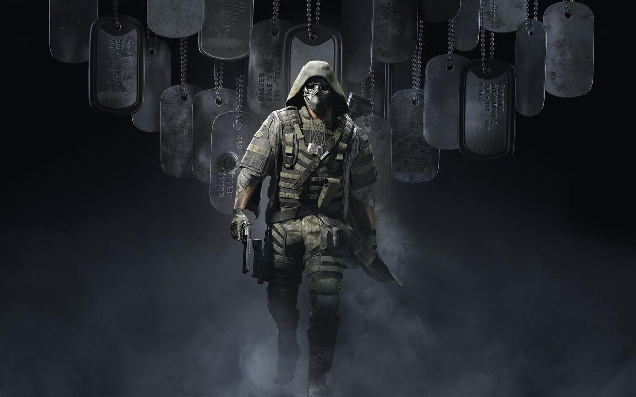 Free Ghost Recon Breakpoint Wallpaper in 1280x800