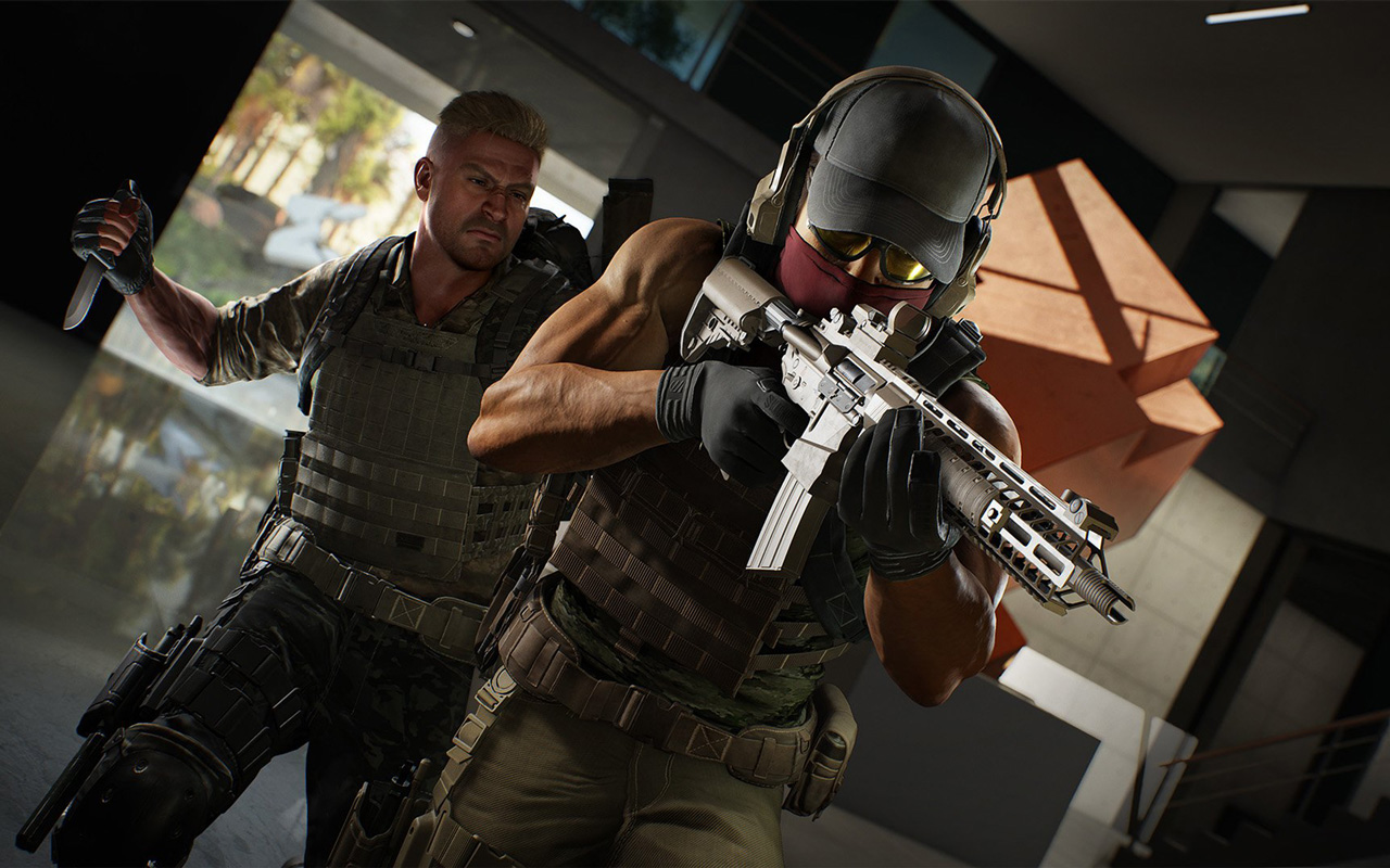 Free Ghost Recon Breakpoint Wallpaper in 1280x800