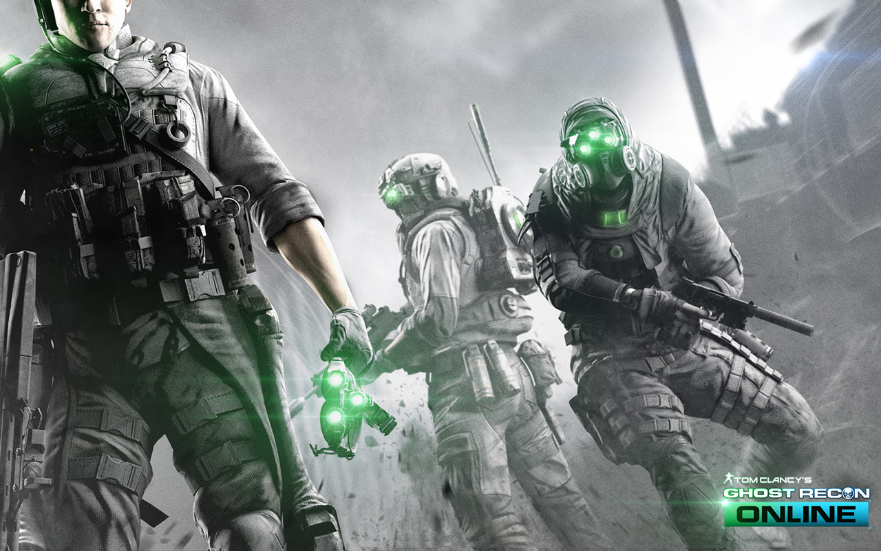 Free Ghost Recon: Phantoms Wallpaper in 1280x800