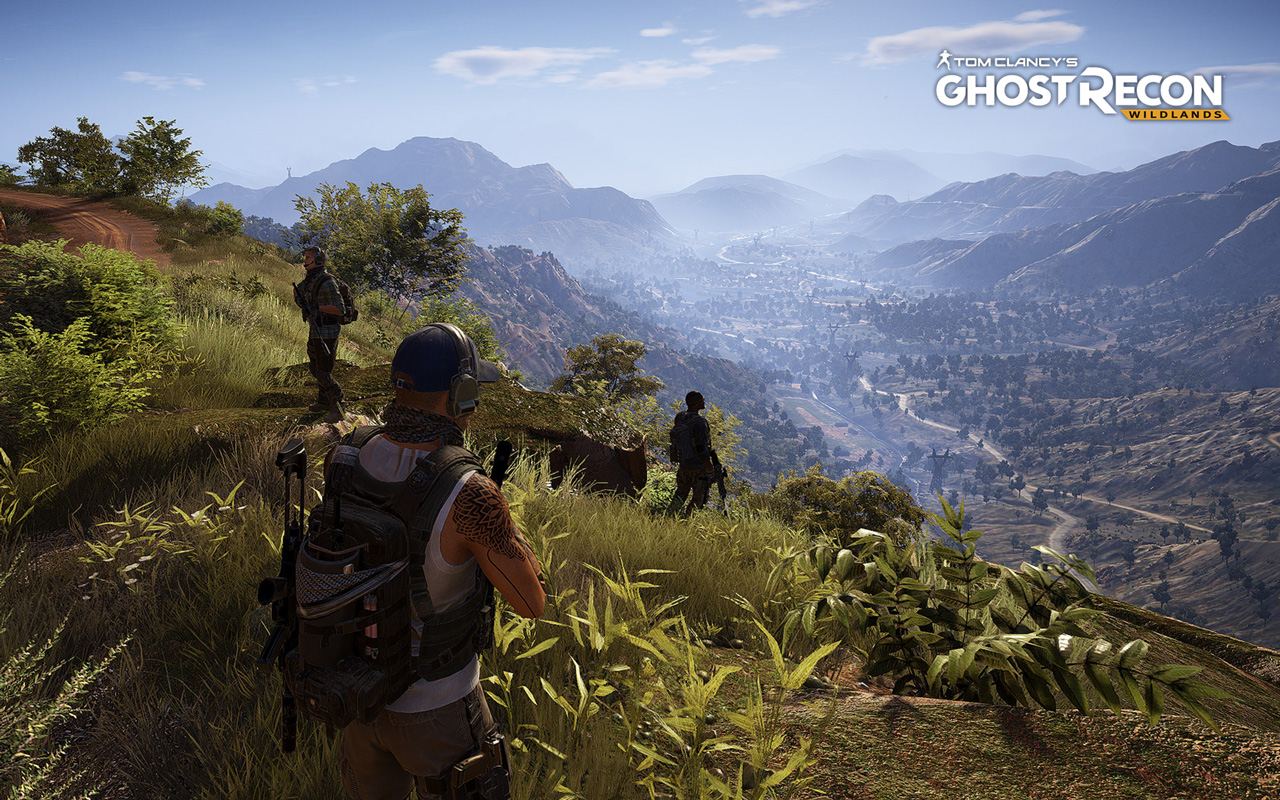 Free Ghost Recon: Wildlands Wallpaper in 1280x800