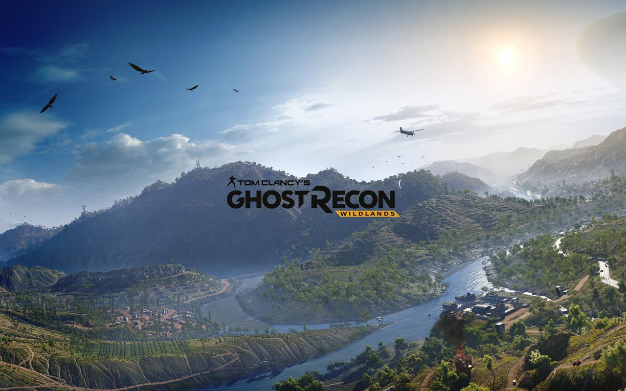 Free Ghost Recon: Wildlands Wallpaper in 1280x800