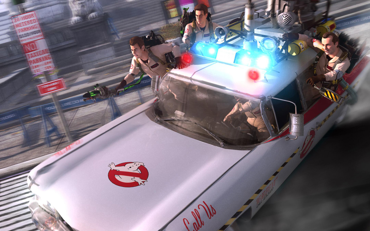 Free Ghostbusters: The Video Game Wallpaper in 1280x800