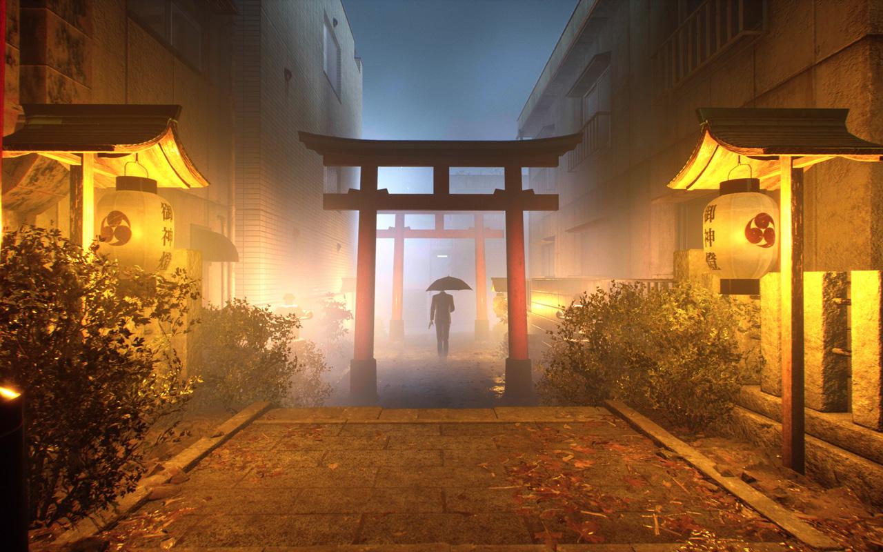 Free GhostWire: Tokyo Wallpaper in 1280x800