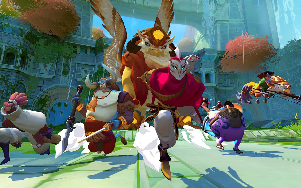 Free Gigantic Wallpaper in 1280x800