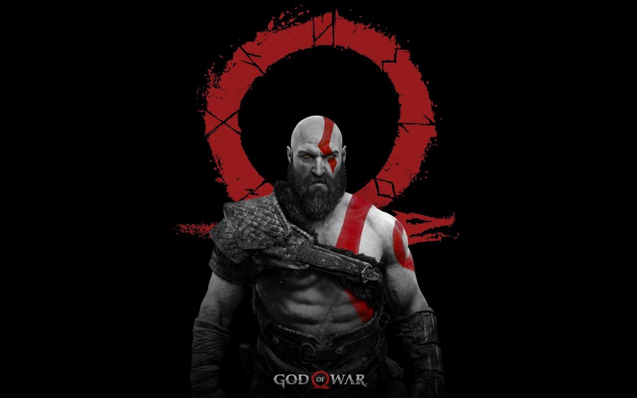 Free God of War (2018) Wallpaper in 1280x800