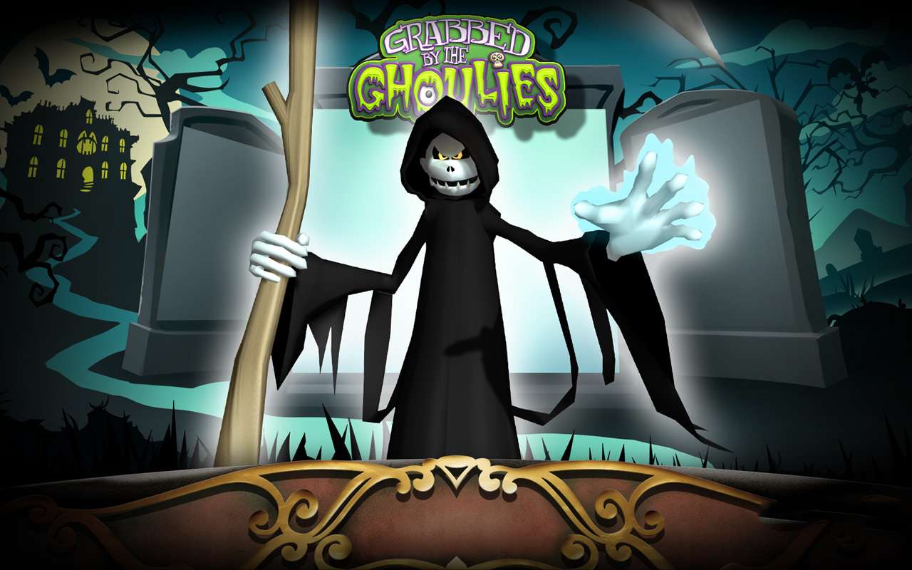 Free Grabbed by the Ghoulies Wallpaper in 1280x800