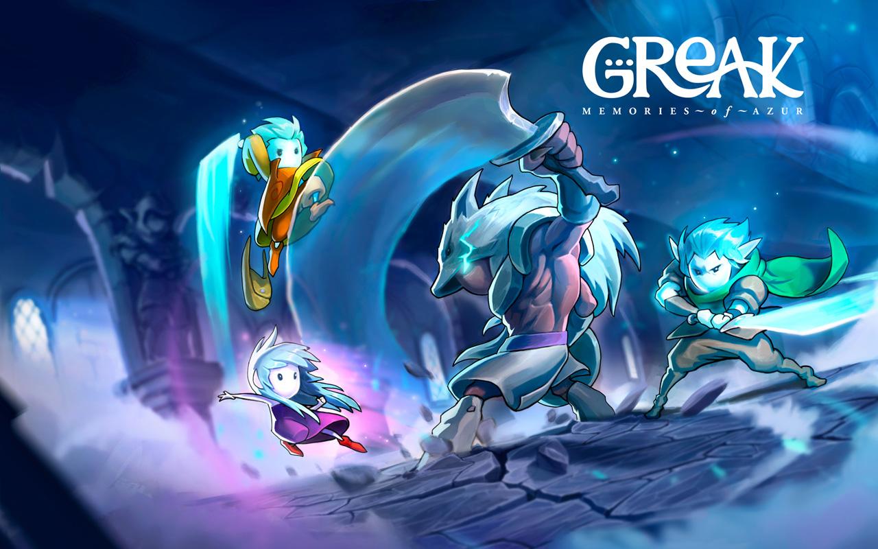 Free Greak: Memories of Azur Wallpaper in 1280x800