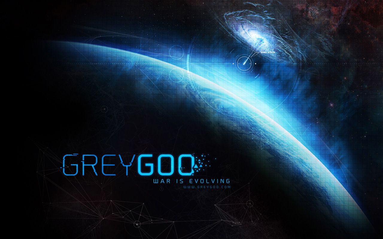 Free Grey Goo Wallpaper in 1280x800