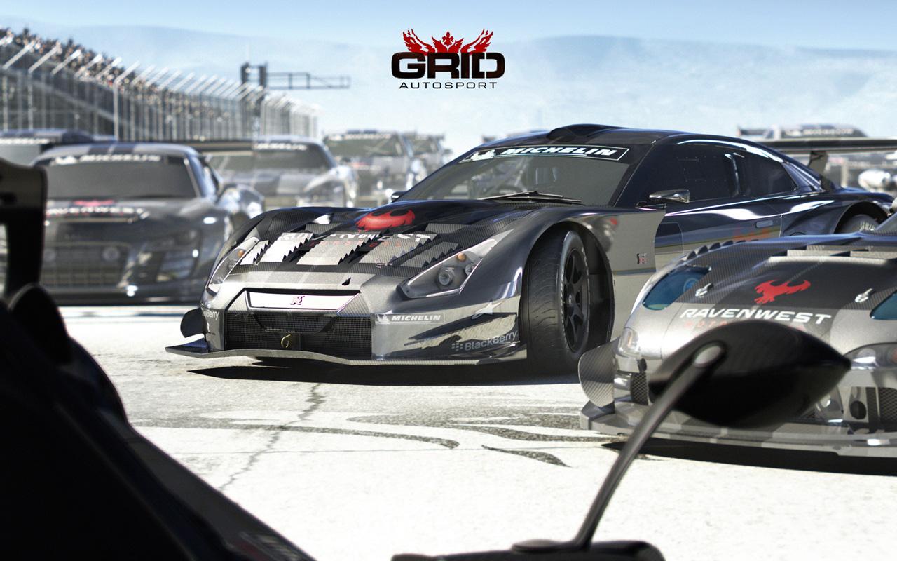 Free GRID Autosport Wallpaper in 1280x800