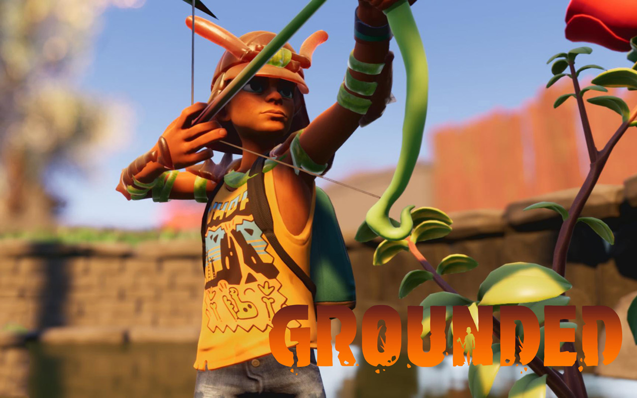 Free Grounded Wallpaper in 1280x800