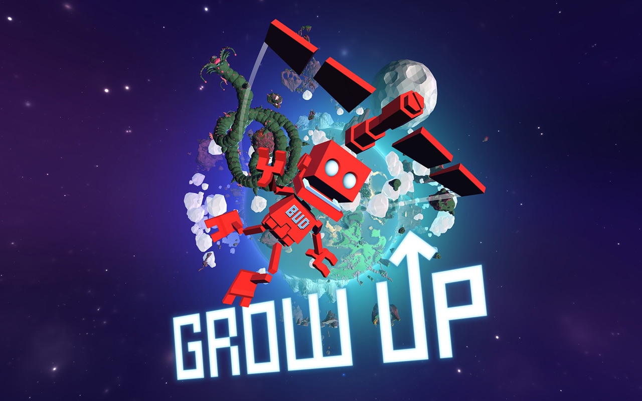 Free Grow Up Wallpaper in 1280x800