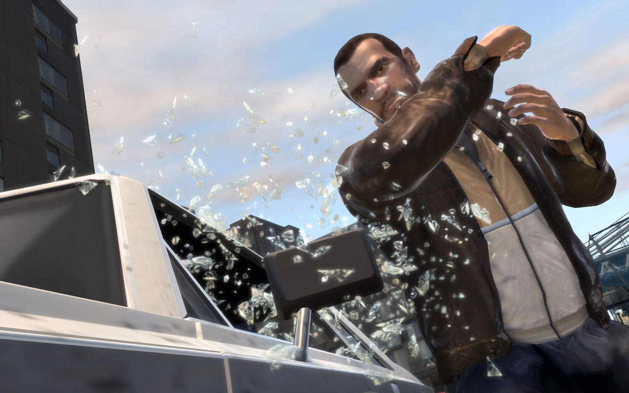 Free Grand Theft Auto IV Wallpaper in 1280x800