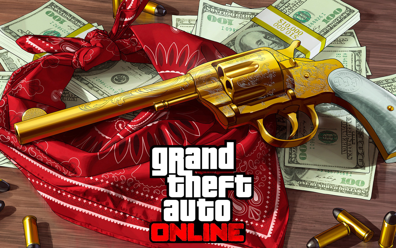 Free Grand Theft Auto V Wallpaper in 1280x800
