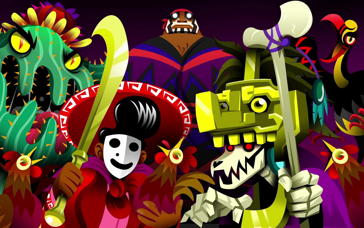 Free Guacamelee! 2 Wallpaper in 1280x800