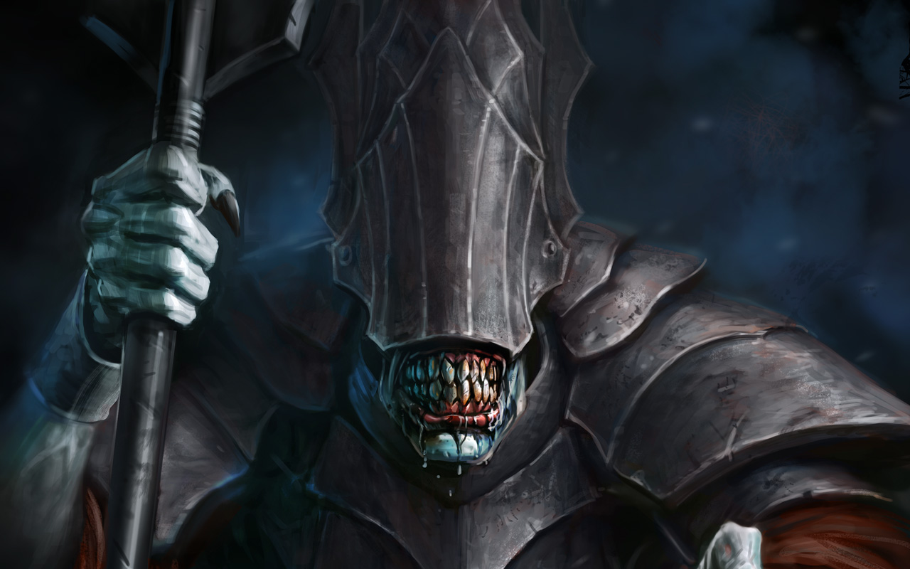 Free Guardians of Middle-earth Wallpaper in 1280x800
