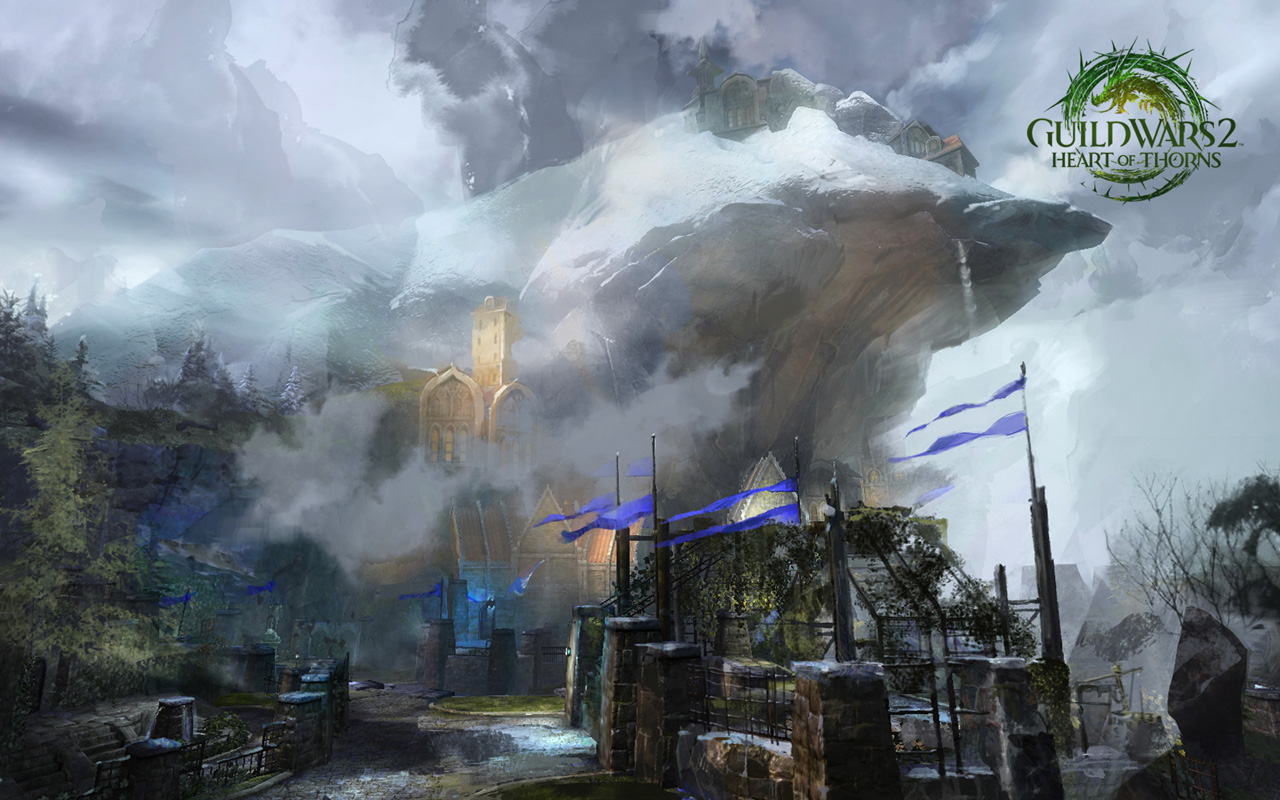 Free Guild Wars 2 Wallpaper in 1280x800