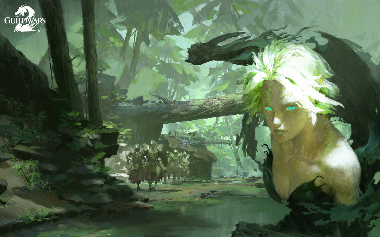 Free Guild Wars 2 Wallpaper in 1280x800