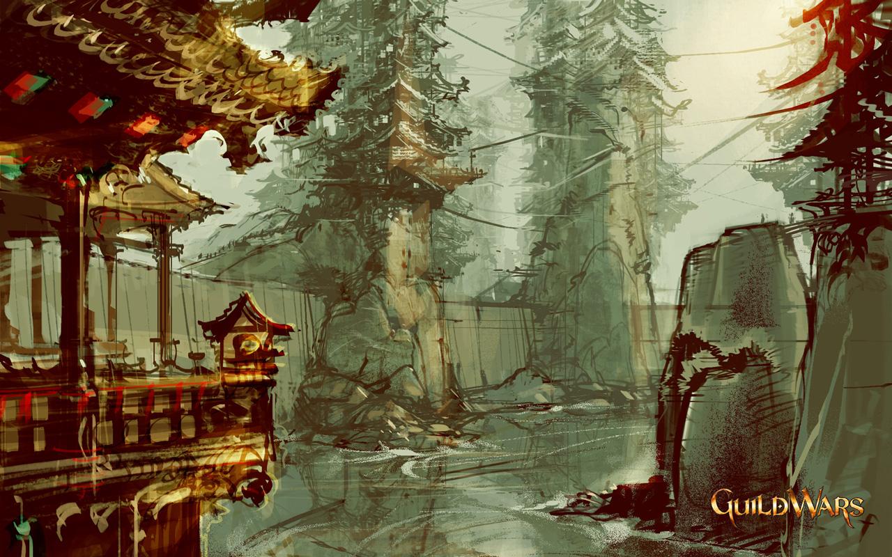 Free Guild Wars Wallpaper in 1280x800