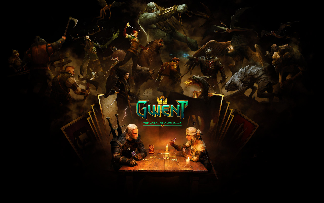Free Gwent Wallpaper in 1280x800