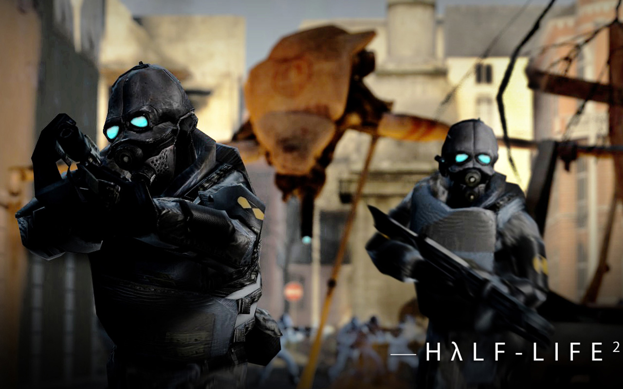 Free Half-Life 2 Wallpaper in 1280x800