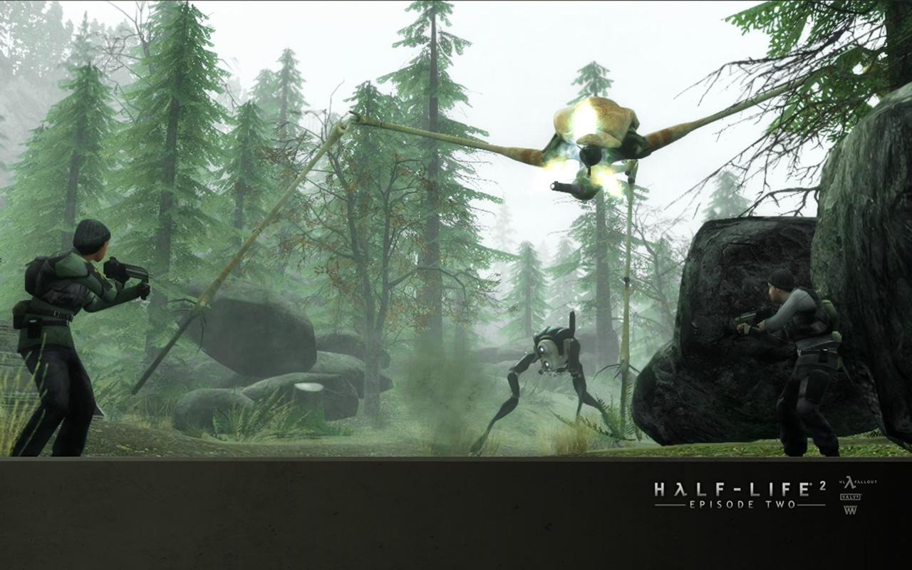 Free Half-Life 2 Wallpaper in 1280x800