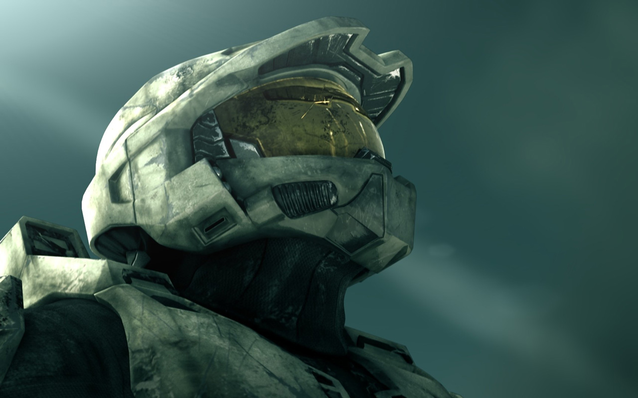 Free Halo 3 Wallpaper in 1280x800