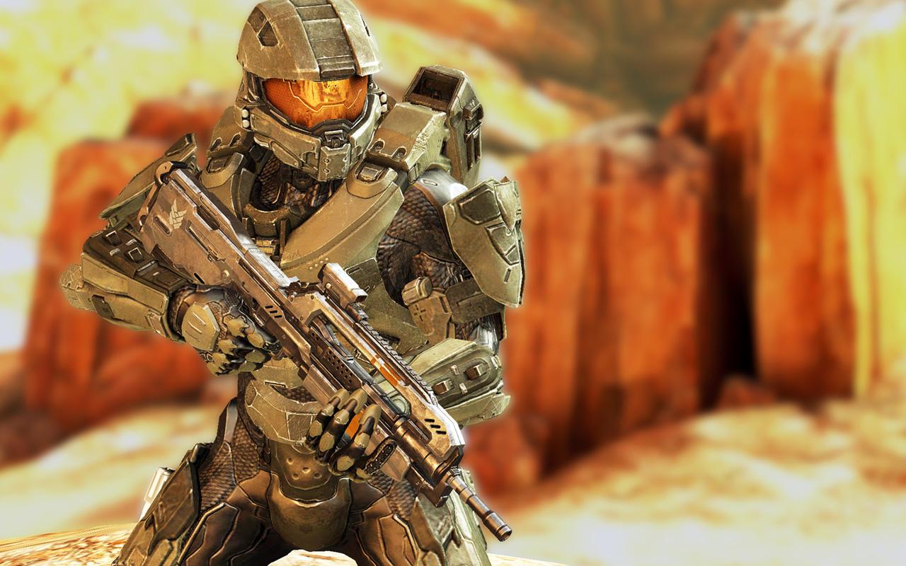 Halo 4 Wallpaper in 1280x800