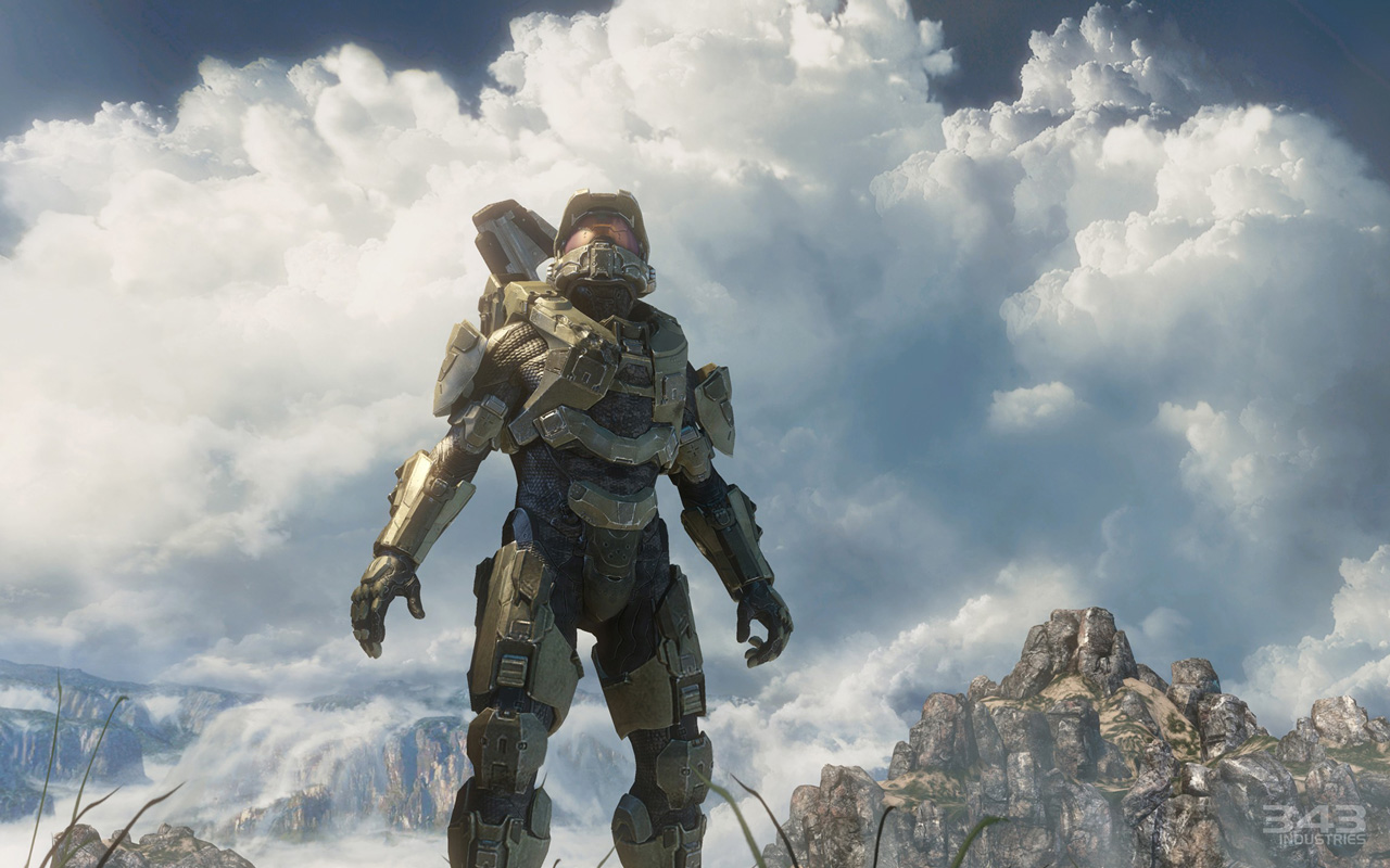 Free Halo 4 Wallpaper in 1280x800