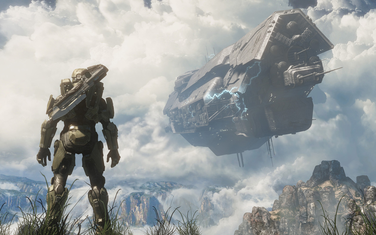 Halo 4 Wallpaper in 1280x800