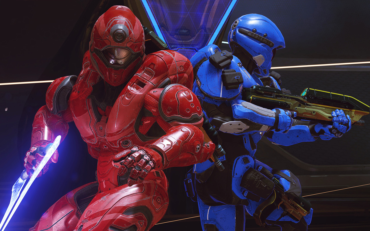Halo 5: Guardians Wallpaper in 1280x800