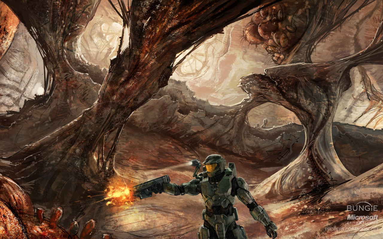 Free Halo Wallpaper in 1280x800
