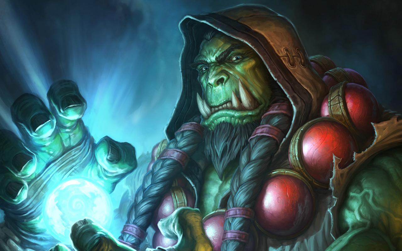 Free Hearthstone: Heroes of Warcraft Wallpaper in 1280x800